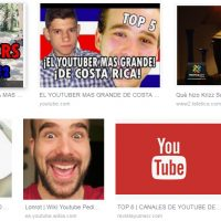 Youtube Costa Rica