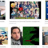 Youtube Nicaragua
