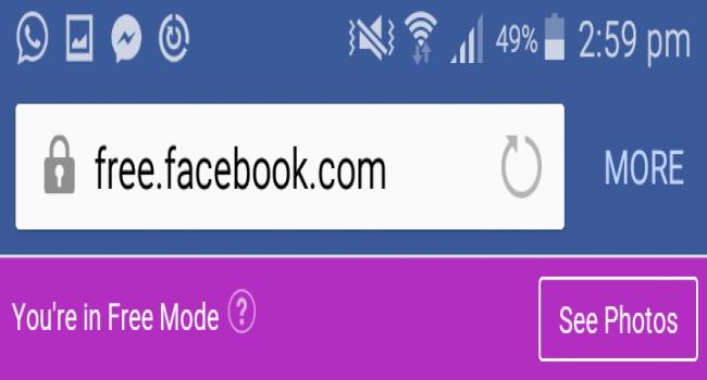 Como Usar Facebook Gratis Sin Iniciar Sesion O Sin Internet