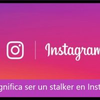 que significa ser stalker en instagram