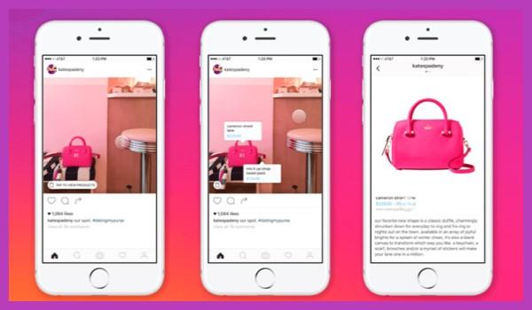 como poner etiquetas en instagram shopping
