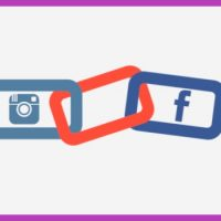 vincular tu Instagram empresarial con una página de Facebook